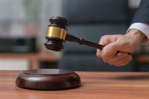 Банк подал исковое заявление в суд