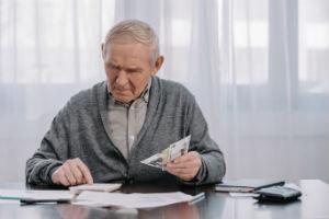 Последствия банкротства пенсионера