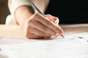 Заявление о банкротстве физического лица: образец 2020, скачать, как написать